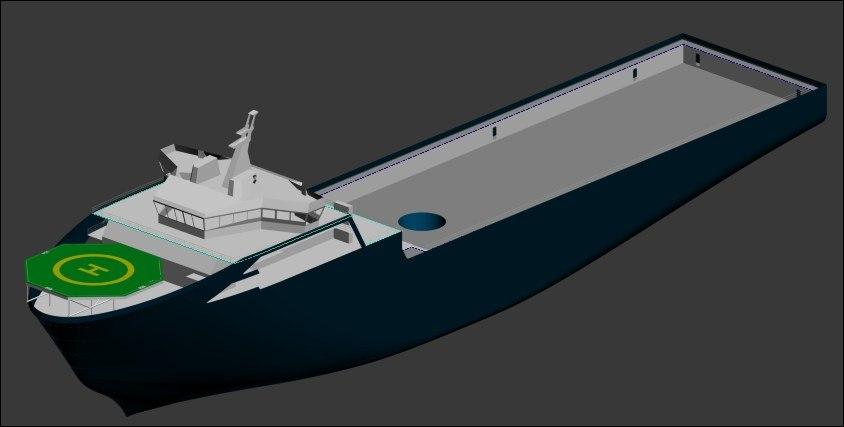 max supply ship