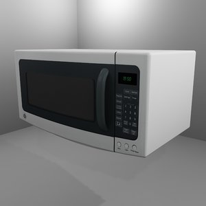 3d stove microwave oven