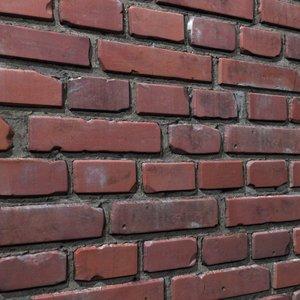 3d brick wall 04