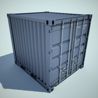cargo container small