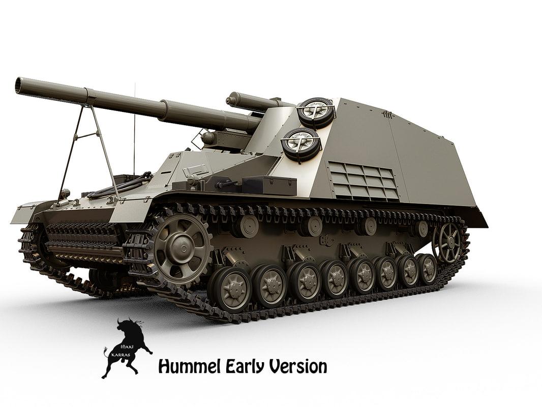3d hummel 165