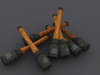 3d grenade german army