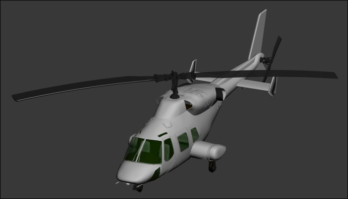 helicopter blade max