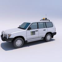 Toyota Landcruiser 200 Mining 4WD