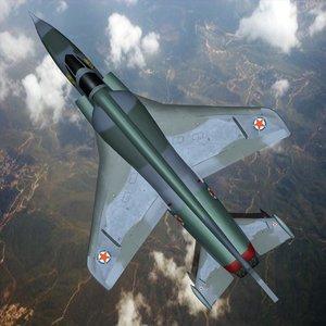 war plane eagle j22 3ds