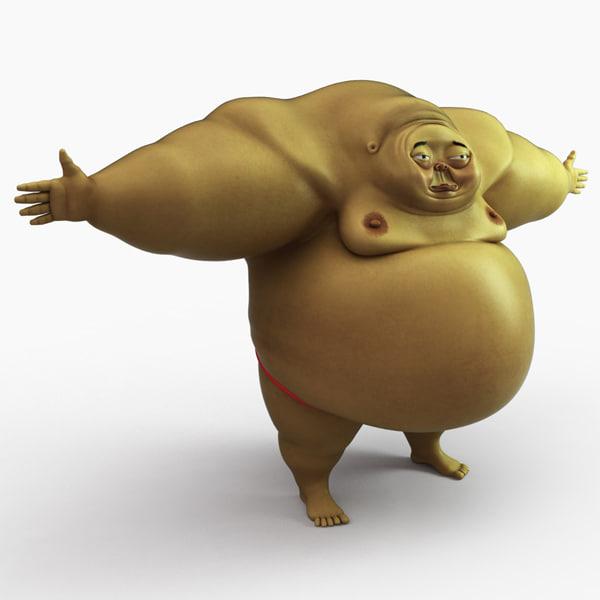 wrestler sumo 3ds