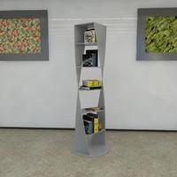 3d 14 bookshelf 2011 model
