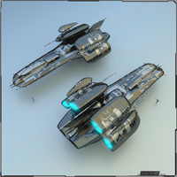 blender star cruiser