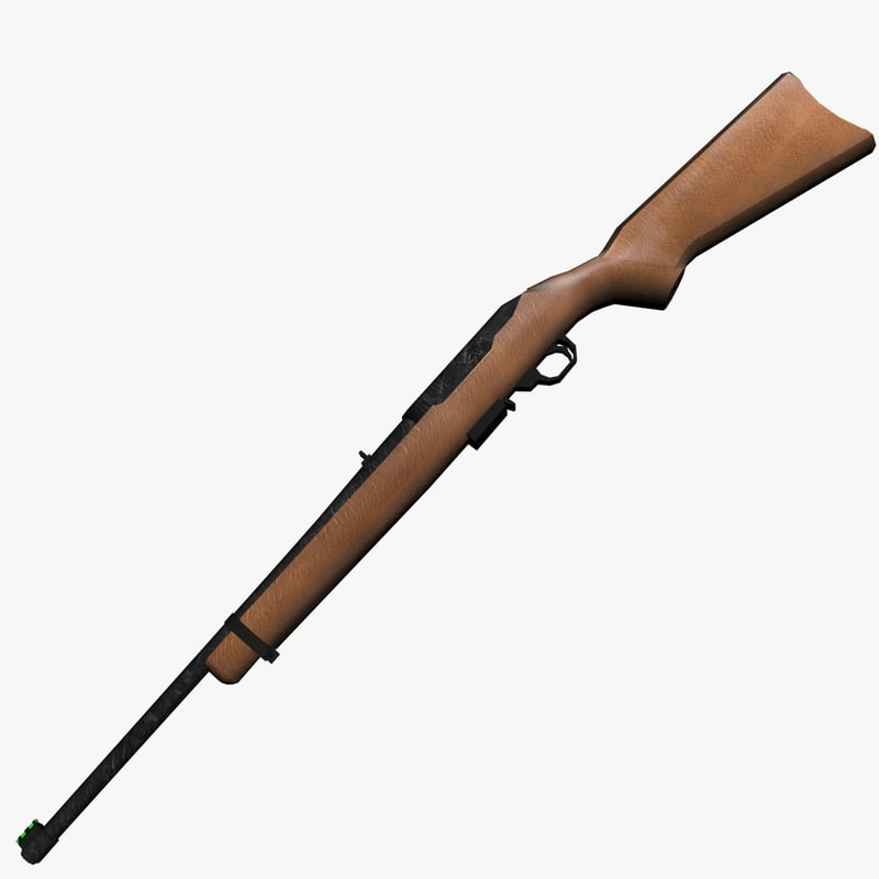 max ruger 1022 carbine