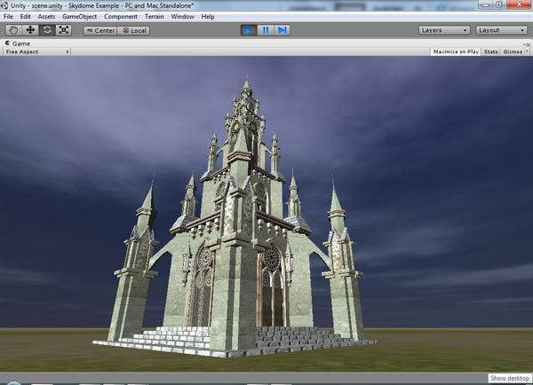 Clock Tower 3D Models for Download | TurboSquid