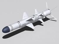 Kh-35E (ship) missile.