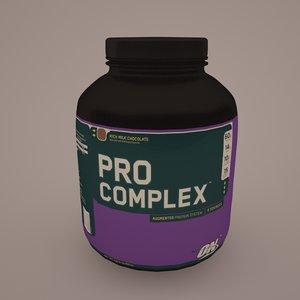 3d model pro complex