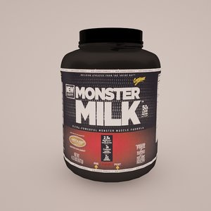 max monster milk