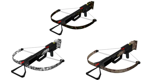 crossbow bow fbx