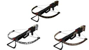 crossbow bow fbx