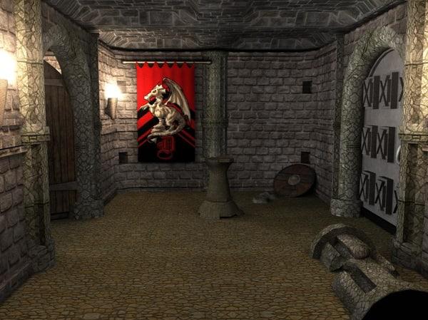 3d dungeon