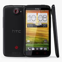 3d model htc x