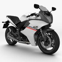 Motorcycle Honda CBR 600 F