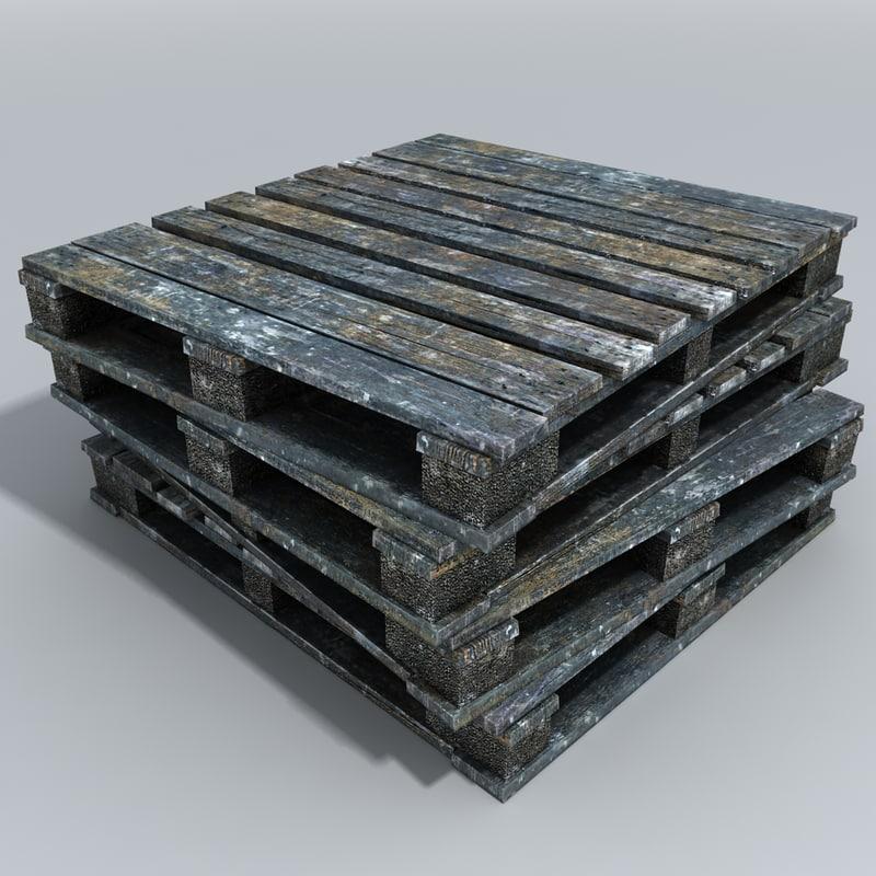 max palette stack