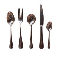 cutlery set 3d model