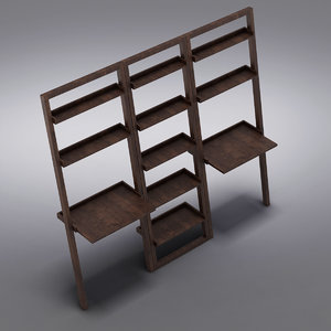 3ds max crate barrel - sloane