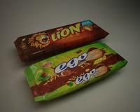 3ds lion