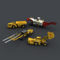 Underground Mining Vehicles