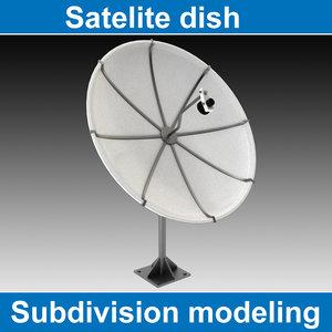 max satelite dish