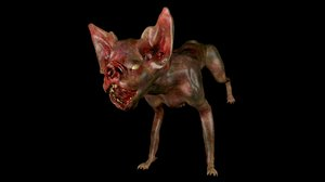 3dsmax vampire cat