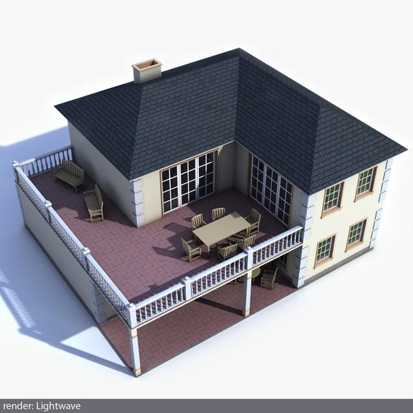 small villa lwo