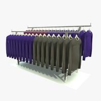 Custom Made Jumper Clothes Rack