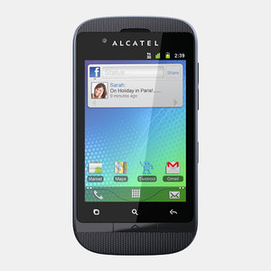 alcatel ot 918 mobile 3d 3ds