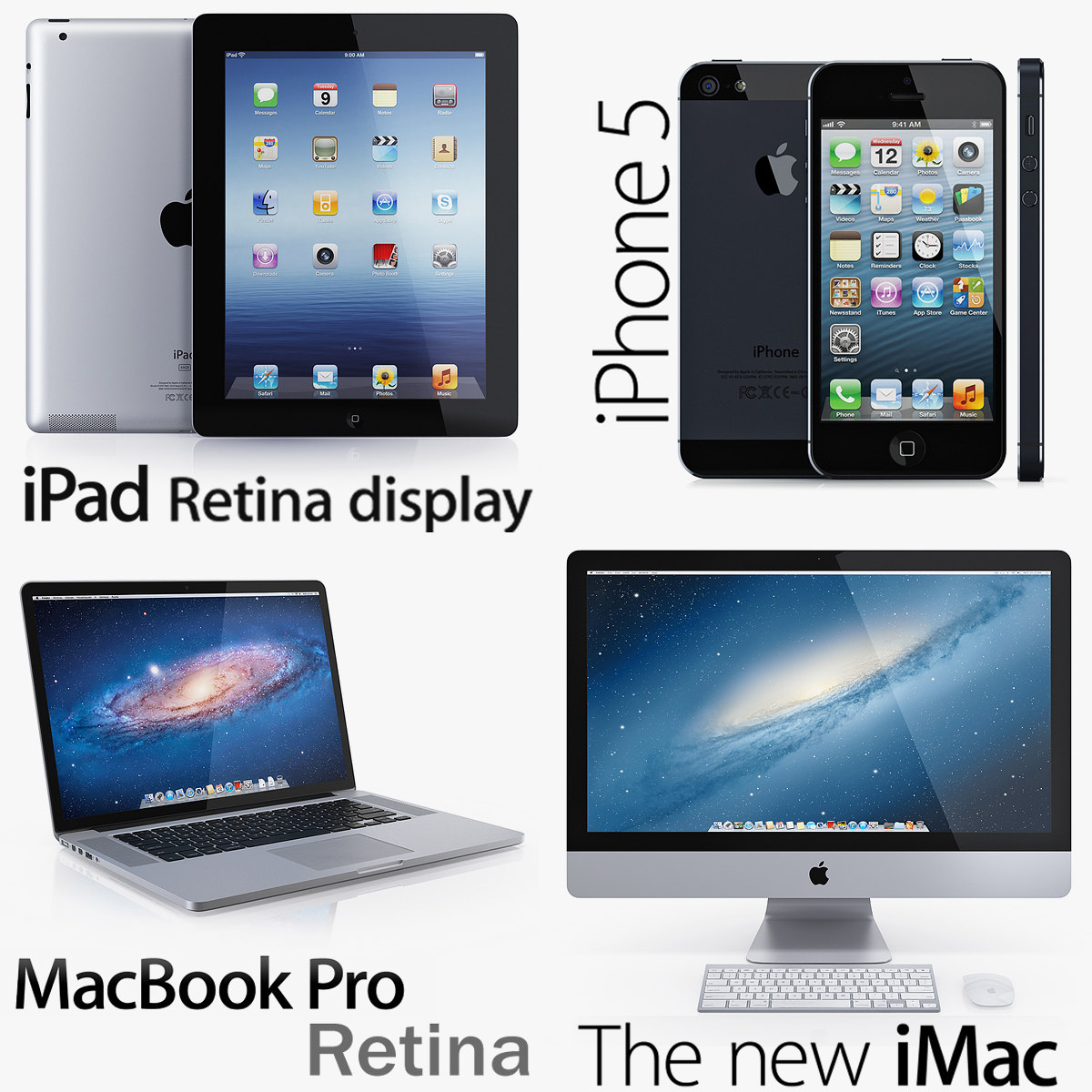 3d max apple 2013