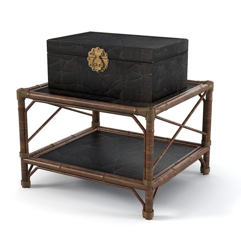 3d baker 17-901-1 chairside model