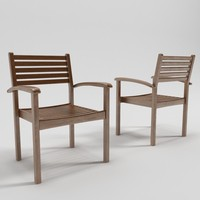 3ds max cadeira leblon
