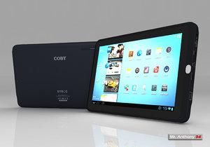 coby kyros tablet max