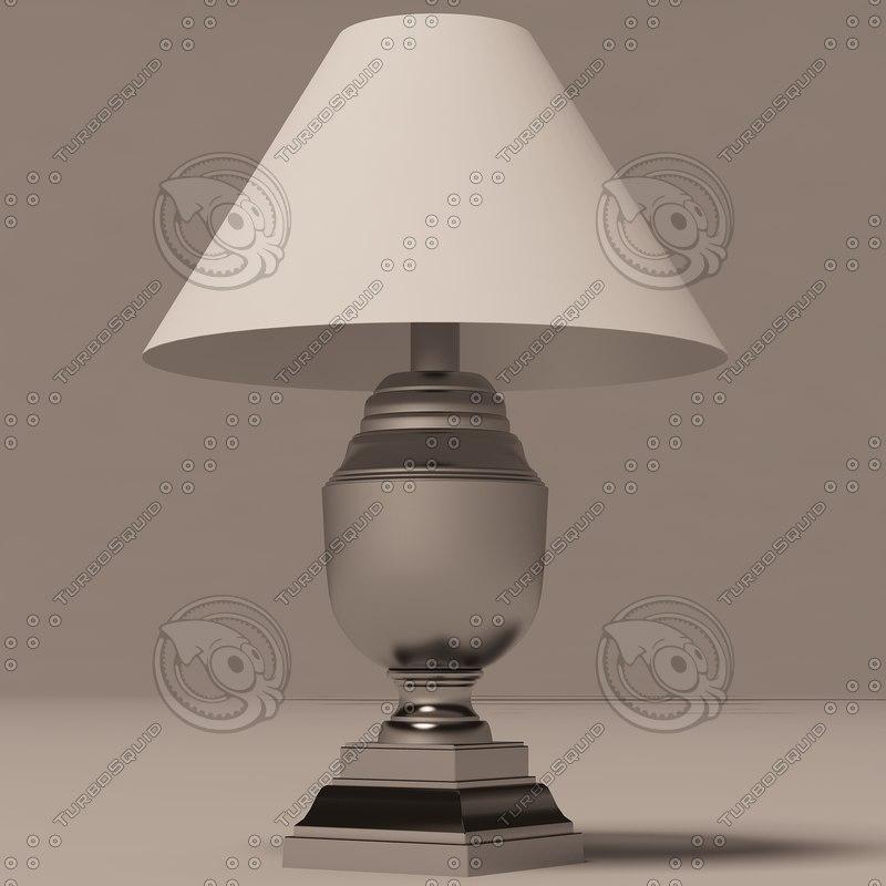 eichholtz lamp trophy xl 3ds