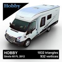 3d 2012 hobby siesta 65 model