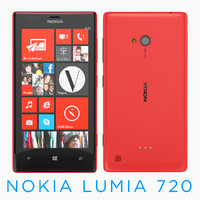 Nokia Lumia 720 Smartphone 2013
