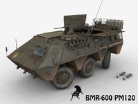 BMR-600 PM120