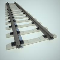 3d model railway
