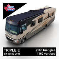2010 triple e embassy 3d model