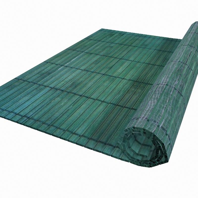 3dsmax underlay mat table