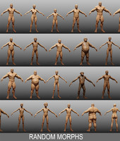 Human ZBuilder for 3ds MAX