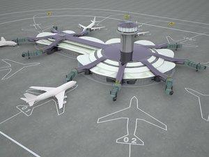 max airport air