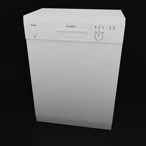 3ds max bosh dishwasher