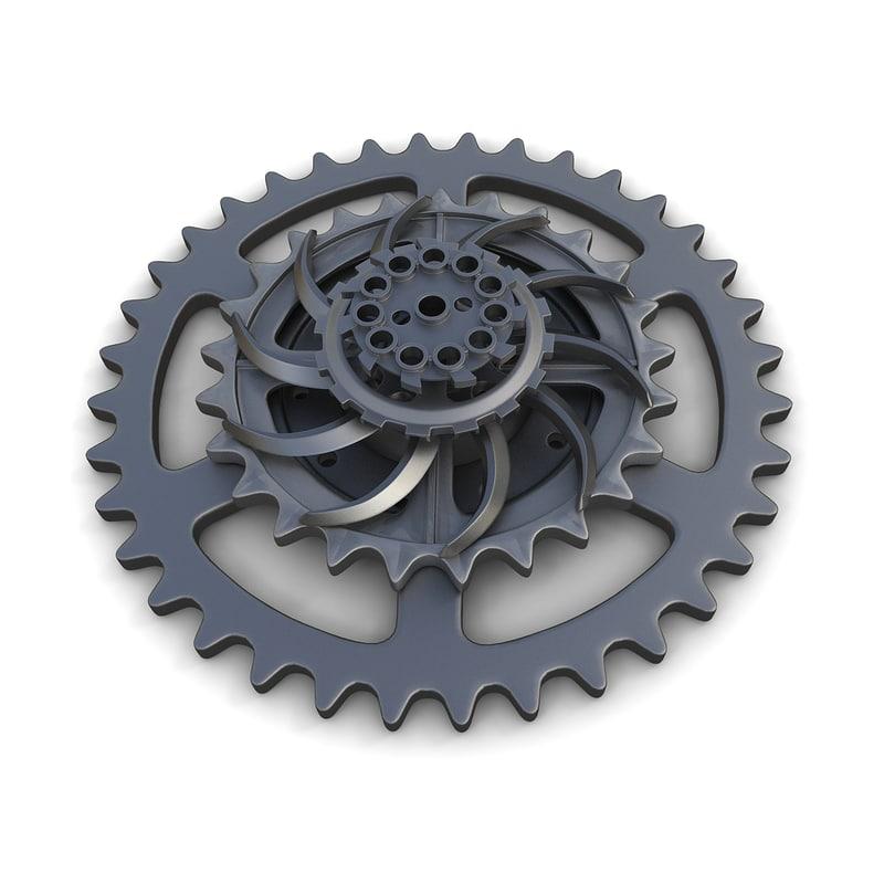 gears 01 3d 3ds
