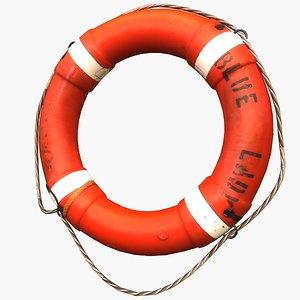 3d buoy buoy model