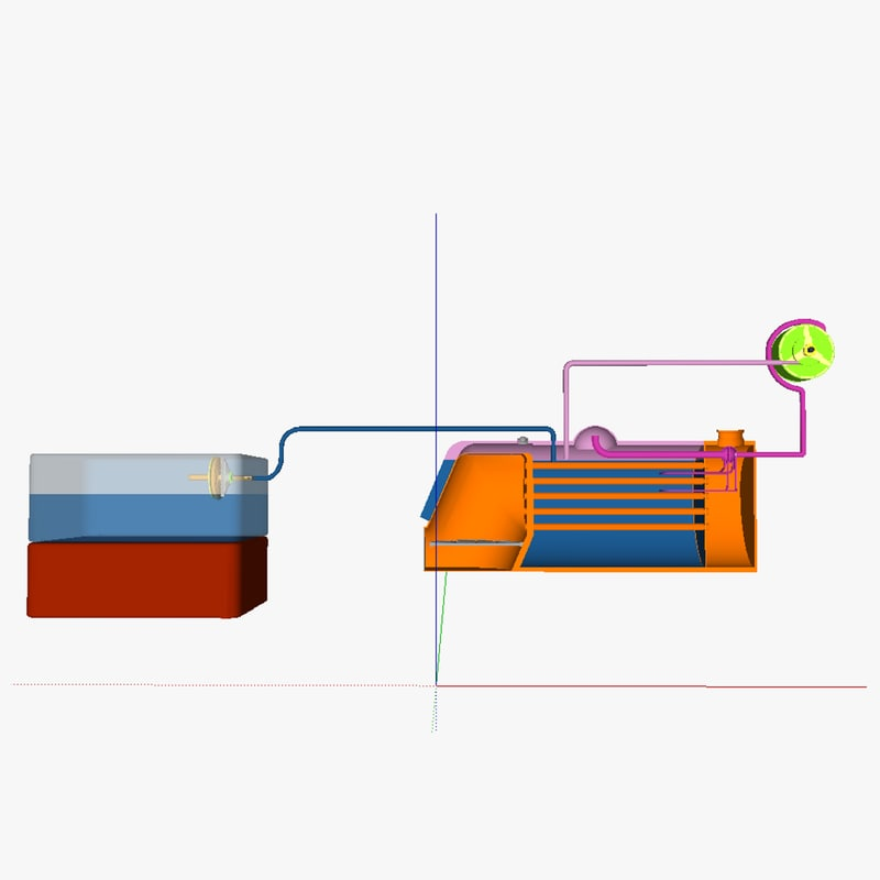 tecs thermal energy 3ds