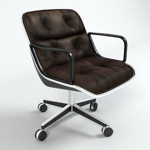 3dsmax pollock chair